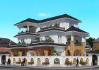 Thiết kế biệt thự mái Thái có sức hút ghê gớm