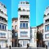 Thiết kế nhà phố kiểu Pháp 5 m mặt tiền đẹp diễm lệ tại Ninh Hiệp – Gia Lâm