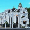 Thiết kế biệt thự cổ điển Châu Âu mang cảm súc mãnh liệt tại Bình Dương