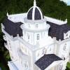 Kiểu mái vòm nào đẹp thường dùng cho thiết kế biệt thự Pháp?