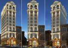 Thiết kế khách sạn kiểu Pháp – Legend Hotel – 3 sao -tại Cửa Lò