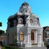 Thiết kế biệt thự kiểu Pháp 2 tầng tại Hưng Yên -Tinh tế,tối giản và sang trọng