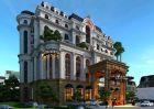 Lung linh thiết kế khách sạn kiểu Pháp Quý Toàn – Viên ngọc bích tại Cửa Lò