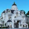 Thiết kế biệt thự kiểu Pháp 2,5 tầng kiêu hãnh và bề thế tại TP Pleiku