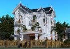 Thiết kế biệt thự Pháp tại Thái Bình – Giá trị sống tuyệt vời hiện hữu