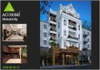 Thiết kế nhà phố kiểu Pháp 5 tầng đẹp kiêu kỳ tại Bình Tân-Sài Gòn