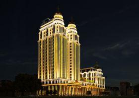 Thiết kế khách sạn 5 sao kiểu Pháp đẹp kì vĩ tại Móng Cái-Quảng Ninh