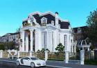 Tư vấn biệt thự cổ điển tại Hạ Long – Đẳng cấp thiết kế 3 tầng sang trọng
