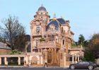 Thiết kế biệt thự kiểu cổ điển mang phong cách Hoàng Gia