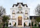 Biệt thự Pháp 3 tầng 1 tum đẹp ngây ngất giữ Tp Sơn La