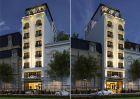 Thiết kế khách sạn kiểu Pháp thu hút chú ý giữ phố sầm uất Quận 1 – Sài Gòn