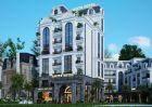 Thiết kế khách sạn kiểu Pháp – Lavita Hotel 4 sao rạng ngời biển Vũng Tàu