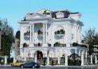 Nổi bật thiết kế cải tạo biệt thự cổ điển trong khu đô thị cao cấp