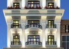 Ban công khách sạn được thiết kế như thế nào là đẹp?