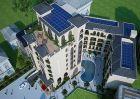 Những thiết kế khách sạn có diện tích rộng được thực hiện ra sao?