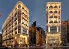 Thiết kế khách sạn 3 sao tại Nam Từ Liêm – 2 mặt tiền sang trọng