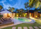Phong cách thiết kế resort gây ấn tượng mạnh với khách hàng