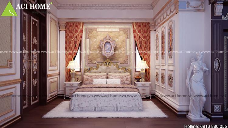 Thiết kế sáng tạo phòng ngủ và hợp với phong thủy