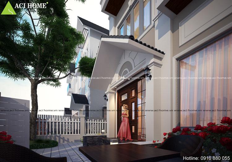 Thiết kế mẫu cải tạo nhà 3 tầng