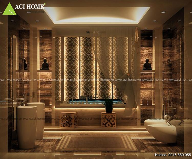 Những yêu tố ảnh hưởng tới phong thủy trong thiết kế phòng tắm