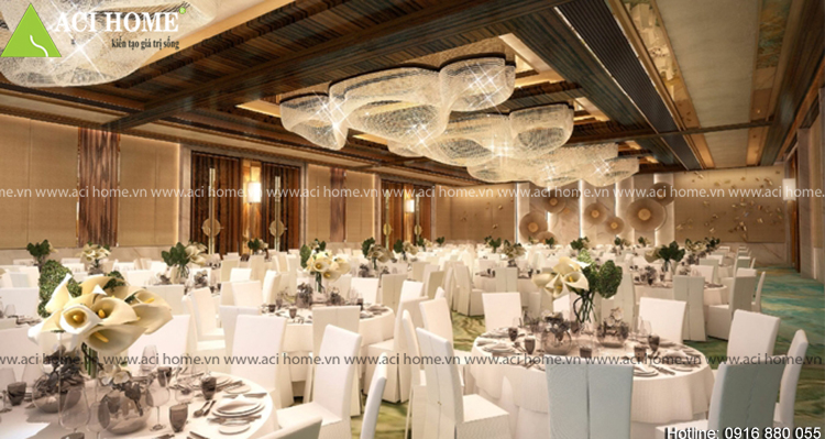 Nội thất khách sạn Á Đông tại tại Quảng Bình