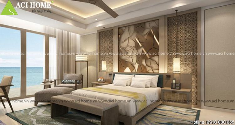 Nội thất khách sạn Á Đông tại Quảng Bình