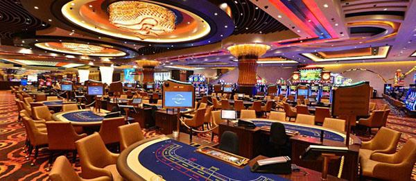 Khách sạn có casino