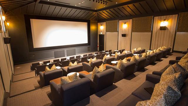 Khách sạn có rạp chiếu phim