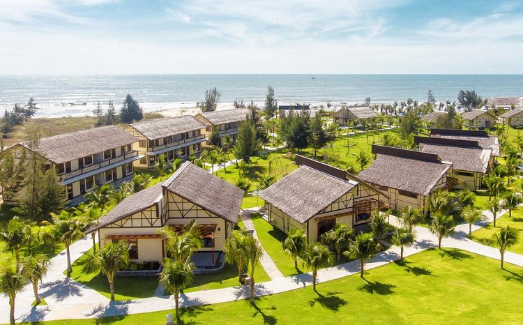 Resort là quần thể nghỉ dưỡng cao cấp