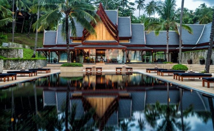 Thiết kế Resort có kiến trúc độc đáo-hút khách