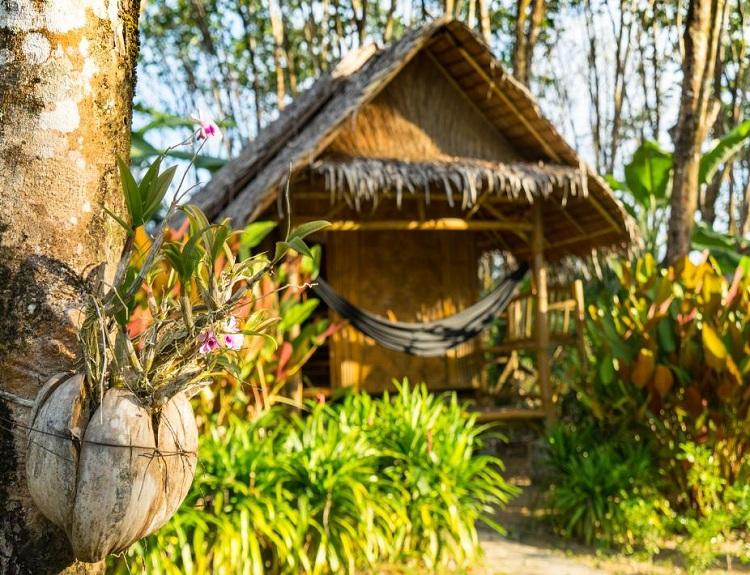 Thiết kế Bungalow với cảnh quan thiên nhiên hài hòa tại Resort