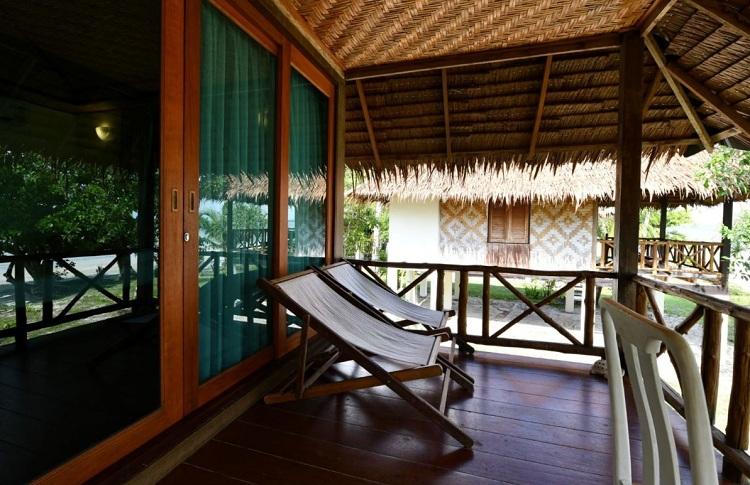Thiết kế thi công bungalow tối giản tiết kiệm nhiều chi phí
