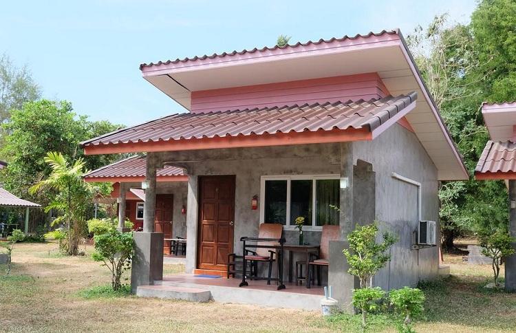 Kiến trúc Bungalow thường gặp