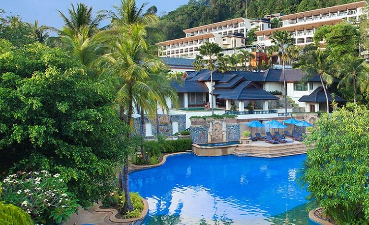 Kiến trúc Resort sẽ có sơ đồ cấu trúc ra sao?