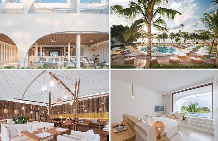 Thiết kế Resort có cơ sở hạ tầng và kiến trúc đẹp độc