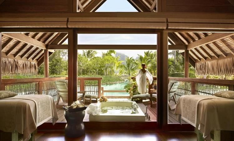 Thiết kế nội thất Resort tiện nghi-sang trọng