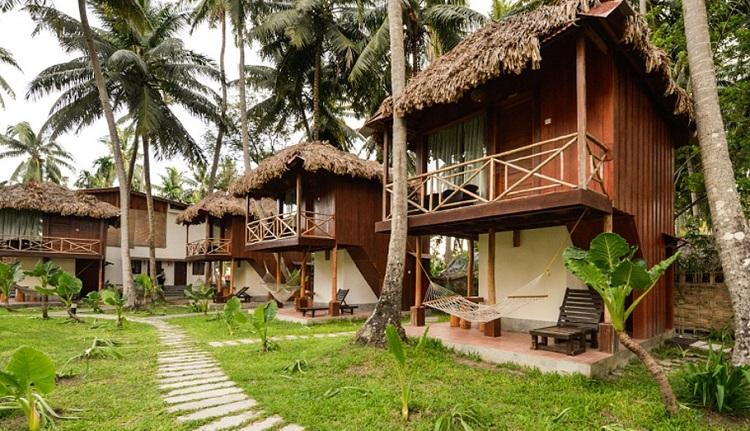 Thiết kế Bungalow tại Resort độc đáo và ấn tượng