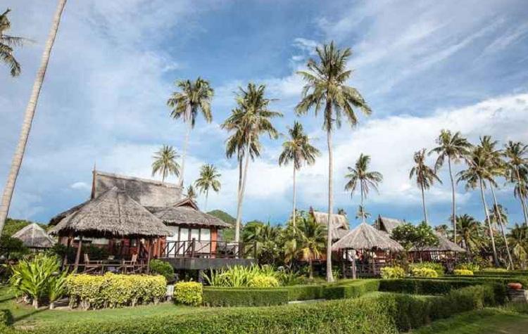 Thiết kế Bungalow tại Resort là xu hướng thịnh hành