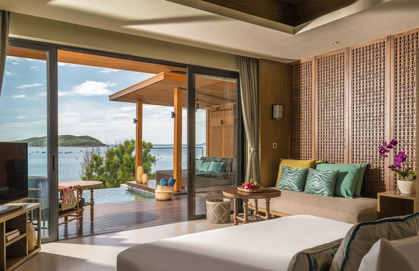 Thiết kế nội thất tiện nghi đẳng cấp tại Resort