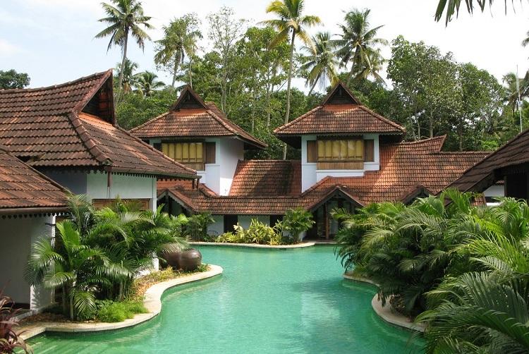 Thiết kế Resort có sự động bộ về không gian cảnh quan nội ngoại thất tạo ấn tượng với du khách
