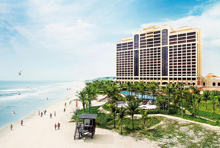 Vị trí của các Resort cao cấp phải thuận lợi cho du khách khám phá