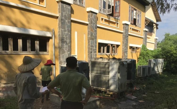 Chức năng nhiệm vụ của khối phụ trợ-kỹ thuật-hành chính tại Resort