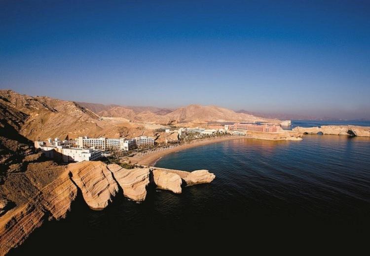 Địa hình ảnh hưởng lớn tới thiết kế Resort