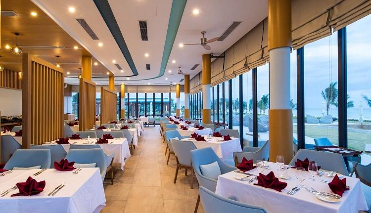 Tiêu chuẩn nhà hàng tại Resort