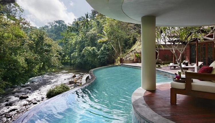 Resort hoàn hảo đẹp ấn tượng ven rừng