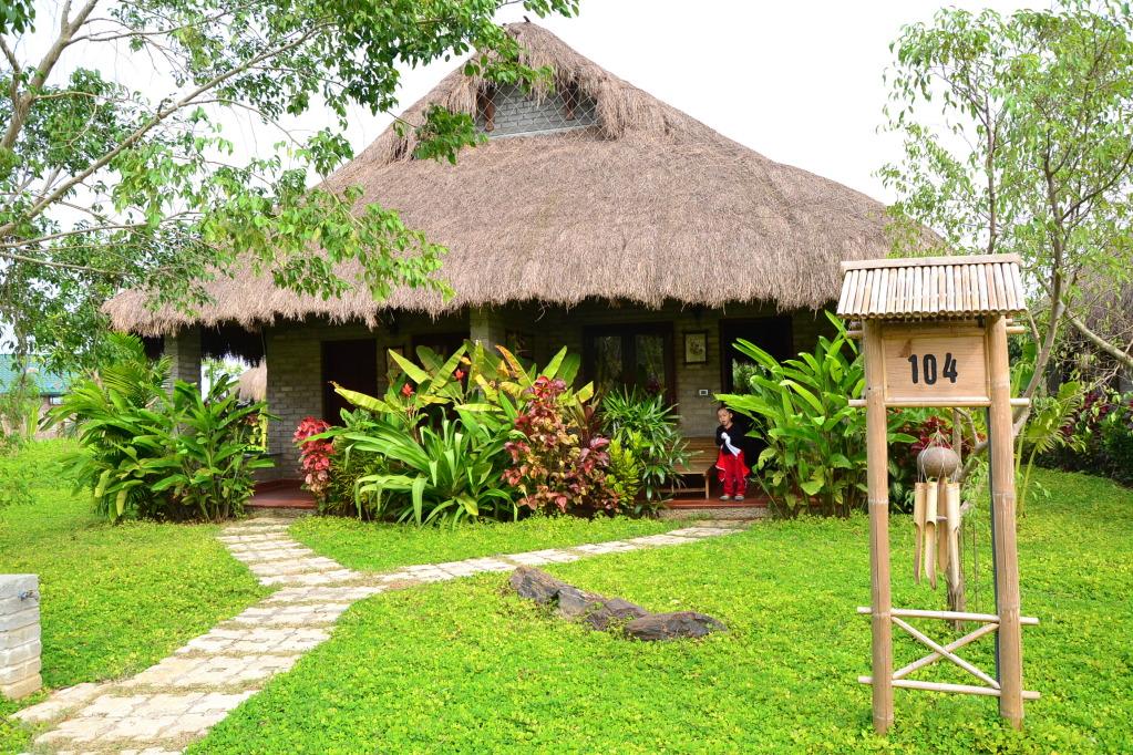 Resort ấn tượng thiết kế theo phong cách đồng quê