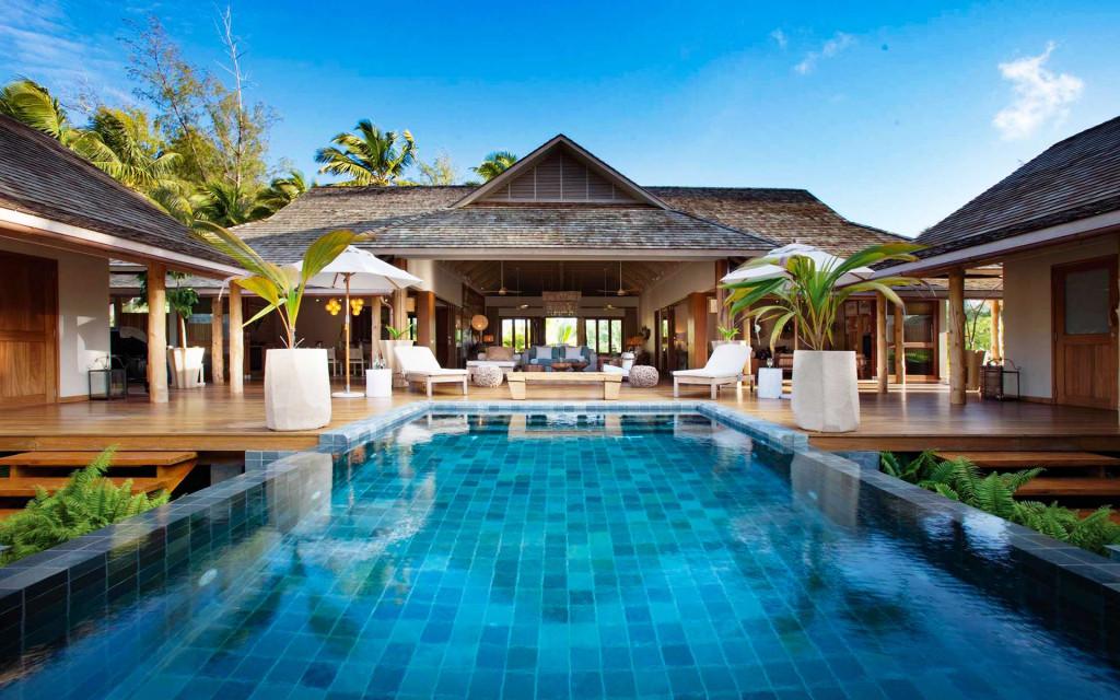 Mẫu resort mang phong cách Á Đông sang trọng