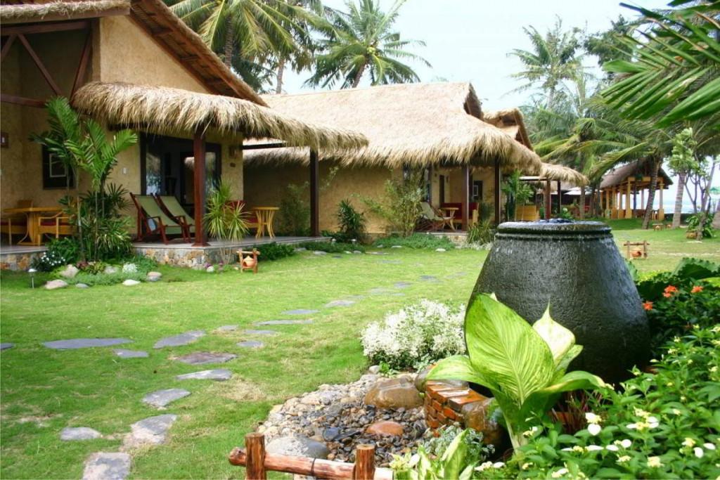 Mẫu thiết kế resort mang phong cách đồng quê gần gũi