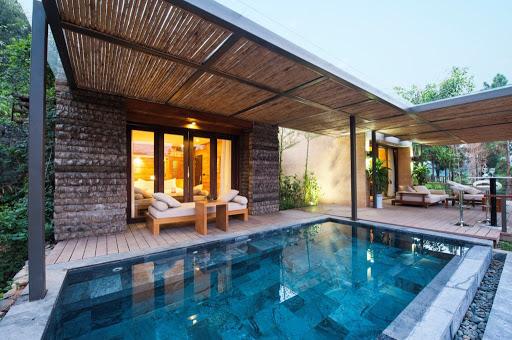 Phong cách thiết kế resort được yêu thích