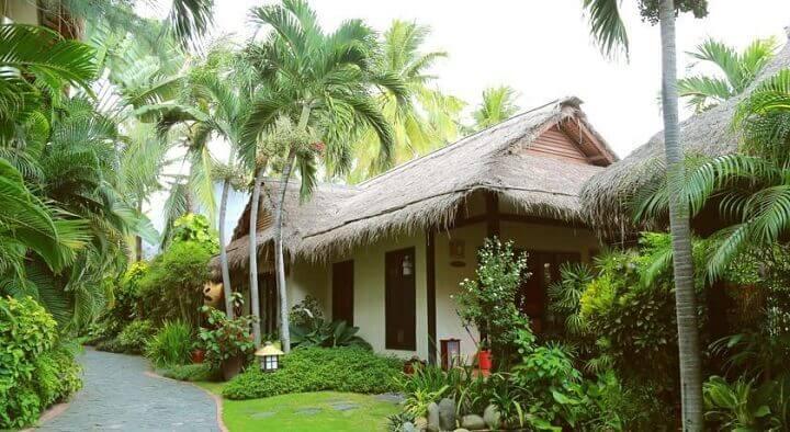 Thiết kế resort mang phong cách đồng quê thân thuộc